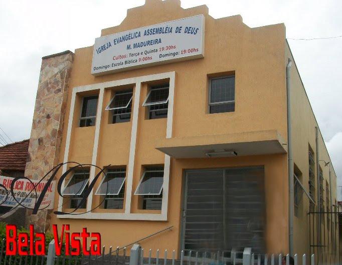 A.D BELA VISTA