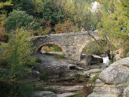 El Pont del Gatus o del Molí dels Sords