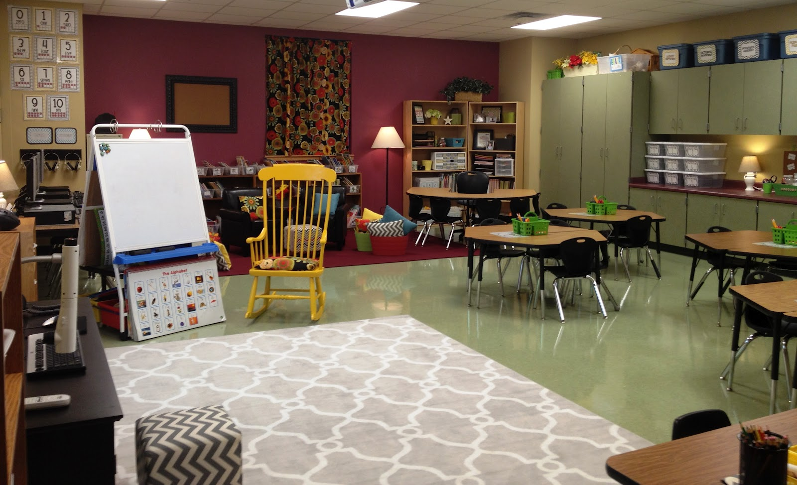Relaxing Classroom Decor ~ Classroom tour tunstall s teaching tidbits