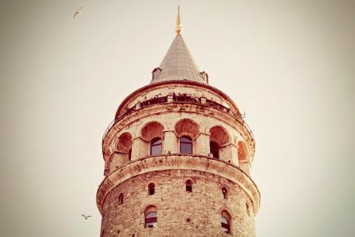 İstanbul'da Bahar Bitmeden Yapılıcaklar Listesi / Galata Kulesi
