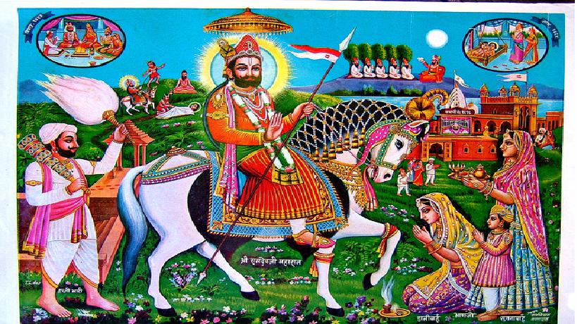 Baba Ramdevji Runicha Baba Ramdevji Images