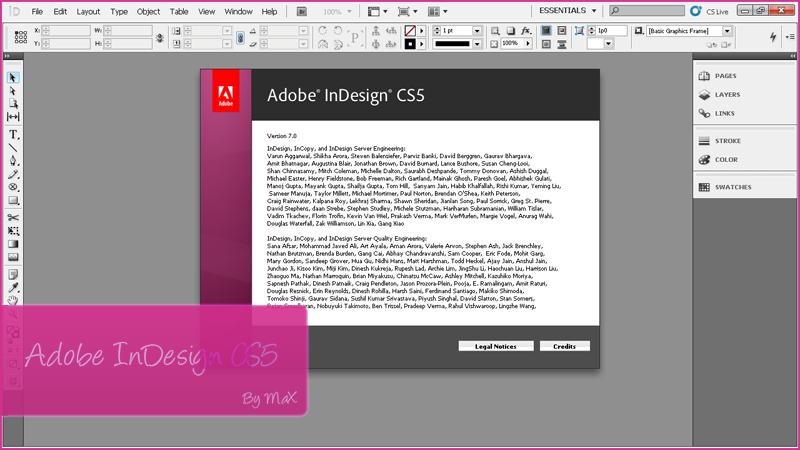 Скачать adobe indesign cs6 ключ активации урок для начинающих
