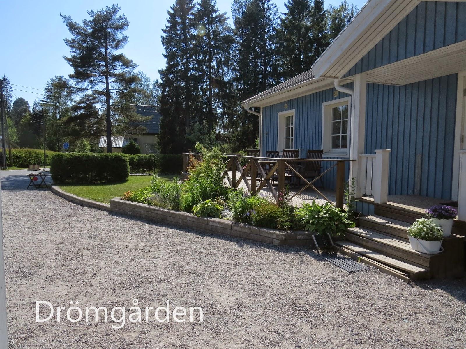 Drömgården: Öppen trädgård hos mig