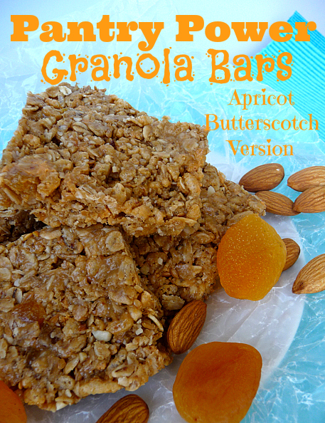 Pantry Power Granola Bars by Posed Perfection