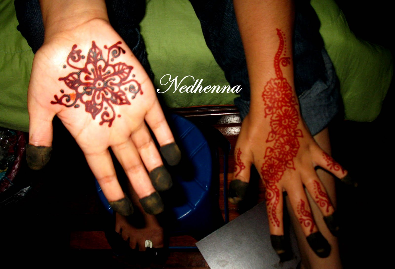 Ned Henna March 2011