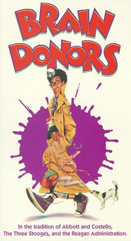Brain Donors Dvd5