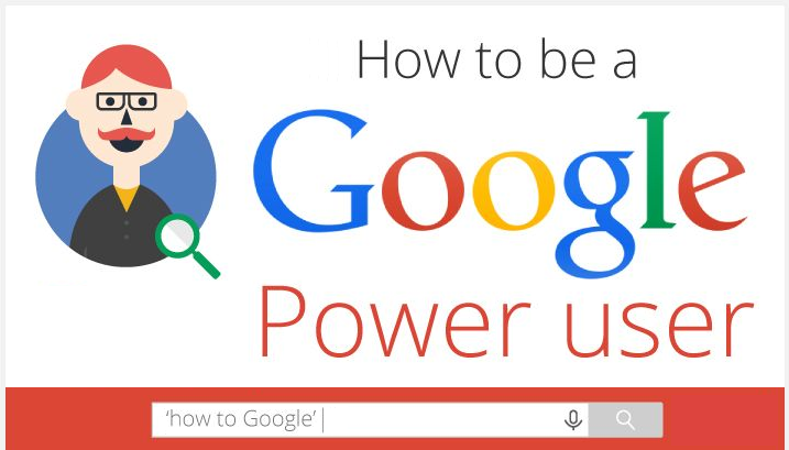 How to be a Google power user - A complete guide and best Google infographic on the internet