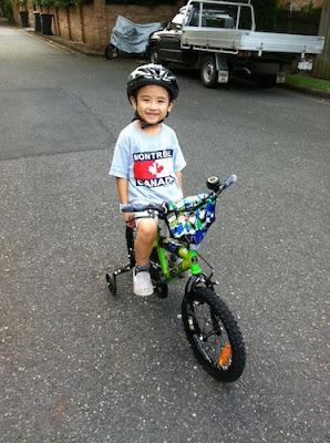 Ben10 bike