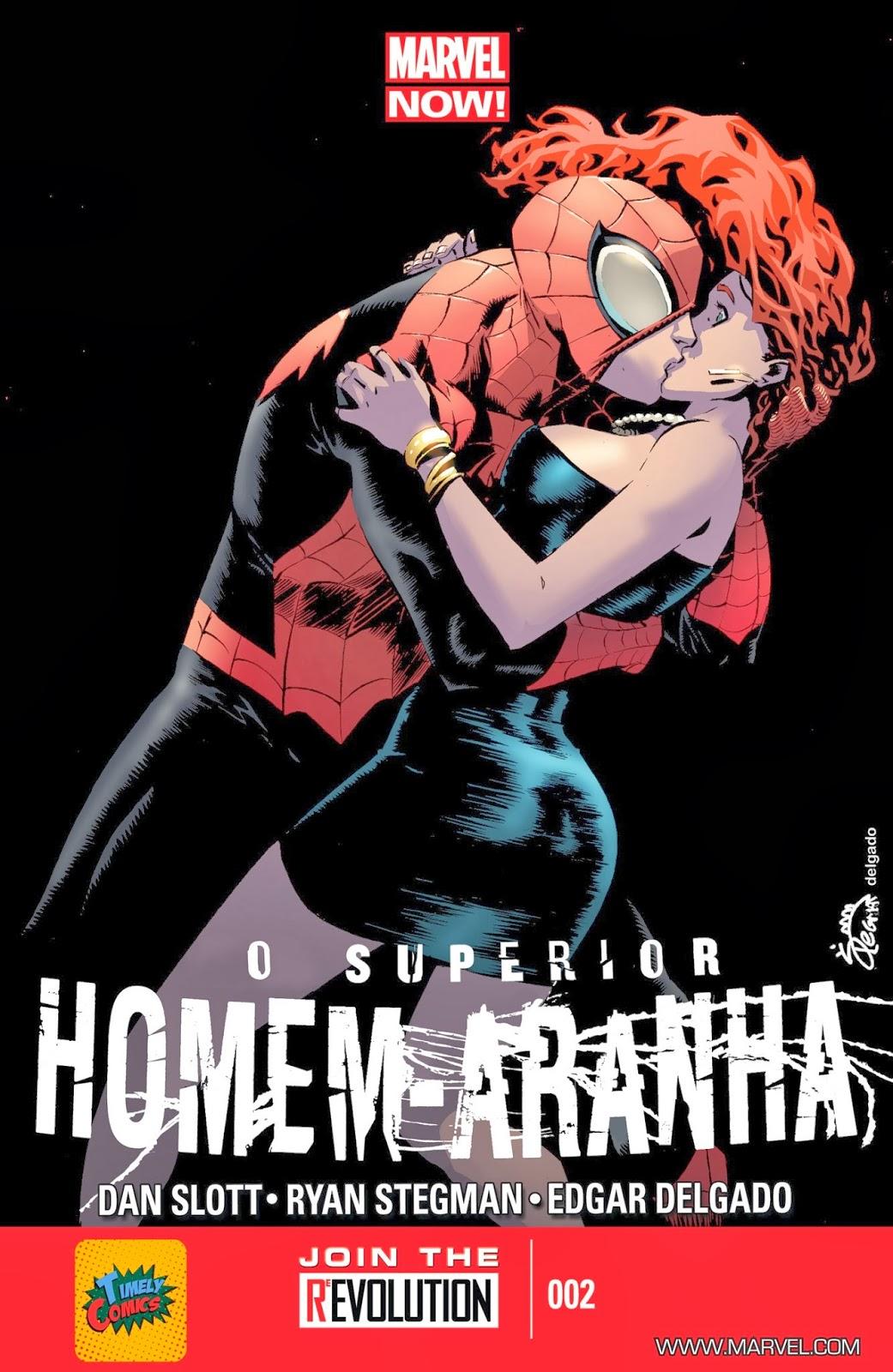 Nova Marvel! O Superior Homem-Aranha #2