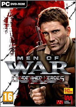 Modelo Capa Download   Men of War: Condemned Heroes SKIDROW   PC (2012)