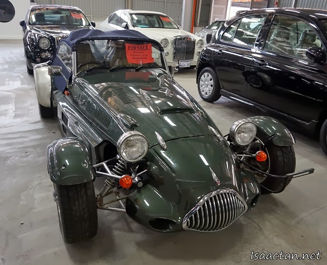 Fancy a vintage sports car? Get it at Auto Arcade PJ today!
