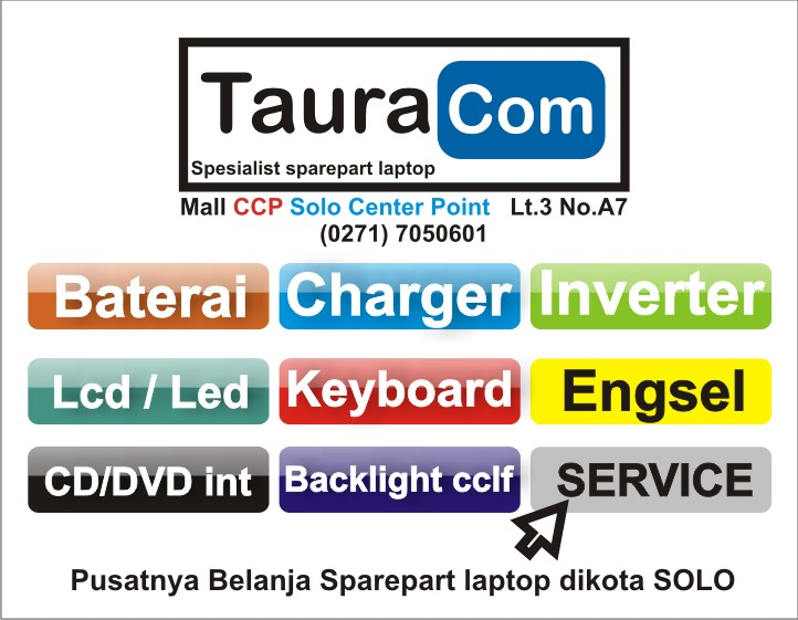 Taura Computer >> Solo Center Point
