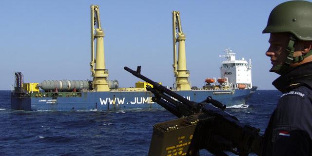 Kapal Malaysia hilang, diduga aksi perompak berbasis di Indonesia
