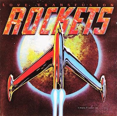 Rockets - Love Transfusion + Demos Tapes - 1977
