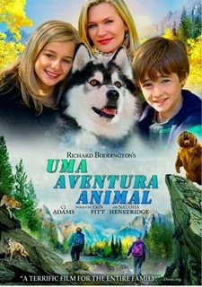 Uma Aventura Animal (Against the Wild) (2013) BDRip Dual Áudio