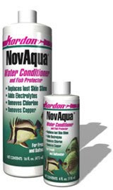 aquarium water conditioner, electrolyte, ammonia remover