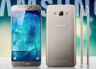 Harga Samsung Galaxy A8, Smartphone Tipis Dapur Pacu Gahar