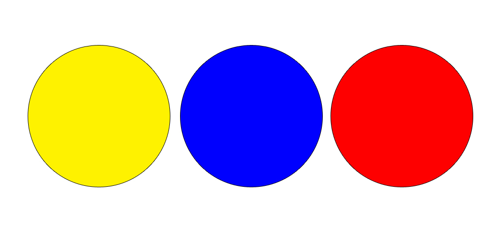 Shooting sisters let 39 s talk color theory part i for Primary color scheme