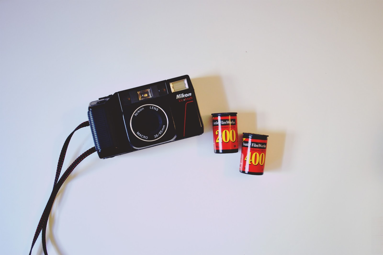 Nikon Camera & 35mm Film