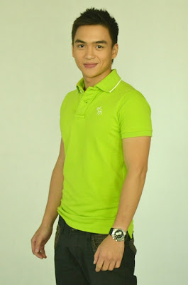 Dominic Roque as Hubert Francisco in Aryana