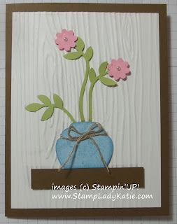 Punch art with Stampin'UP! Blossom Petal Punch, Boho Blossom Punch and Bird Builder Punch
