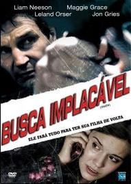 Busca Implacável DVDRip AVI + RMVB Dublado
