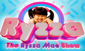 The Ryzza Mae Show August 14, 2013
