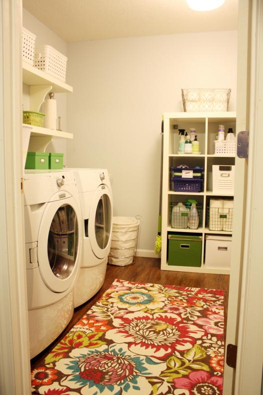 10 Beautiful Laundry Rooms Beneath My Heart