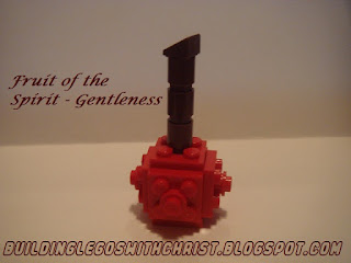 Fruit of the Spirit, Gentleness, LEGO Cherry Creation