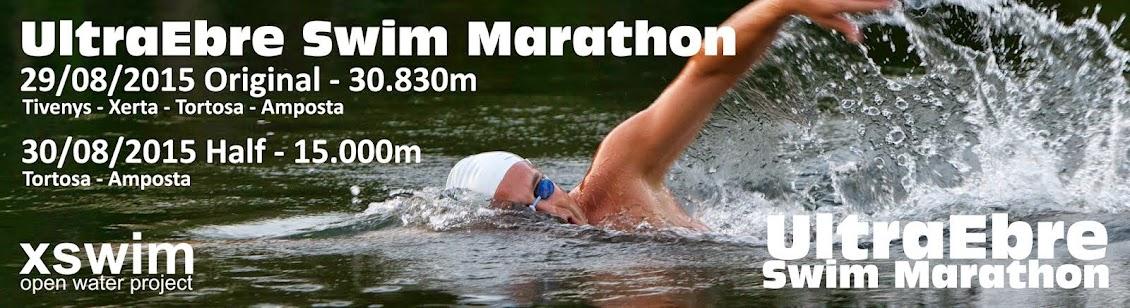 UltraEbre Swim Marathon