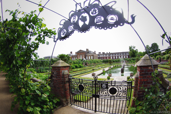 aliciasivert, alicia sivertsson, london, england, Kensington Palace, garden, trdgrd, kensingtonpalatset, damm