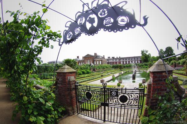 aliciasivert, alicia sivertsson, london, england, Kensington Palace, garden, trädgård, kensingtonpalatset, damm