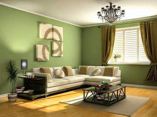 Interior Rumah Sangat Sederhana