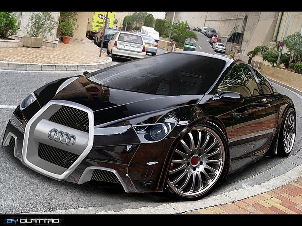 Blog De Imagenes De Coches Y Motos Audis Deportivos Ultimos Modelos