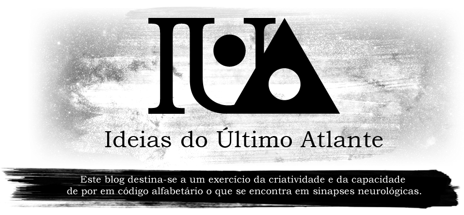Ideias do último Atlante