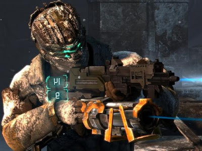 Dead Space 3 Custom Weapon Crafting
