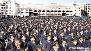 City Montessori, Sekolah Terbesar Di Dunia