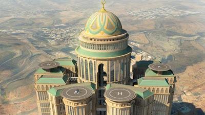 buongiornolink - Ecco Abraj Kudai il più grande hotel del mondo