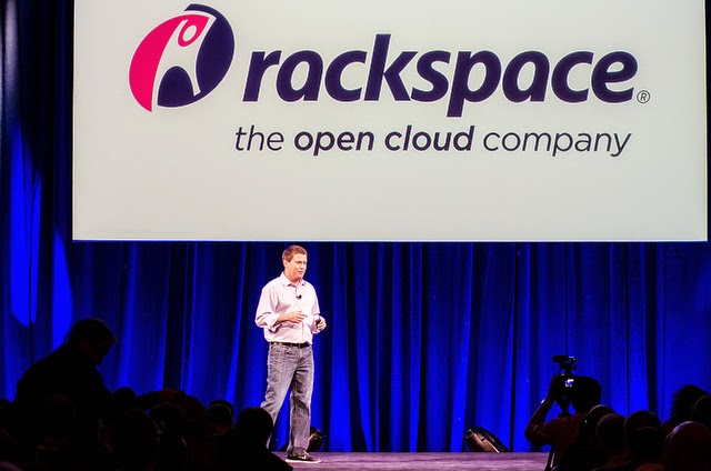 5 cloud computing companies in the world : Rackspace cloud company