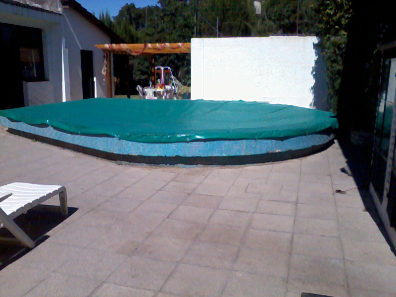 Lonera zampelunghe 02227 424618 cobertores de piscinas for Cobertores para piscinas