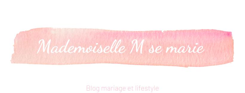Mademoiselle M. se marie