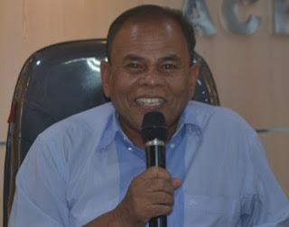 Dikabarkan Segera Gelar Deklarasi Sebagai Cagub Aceh, Ini Jawaban Zakaria Saman