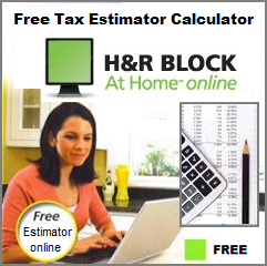 HR Block FREE Tax Estimator