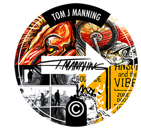 Portfolio of <br> Tom J Manning