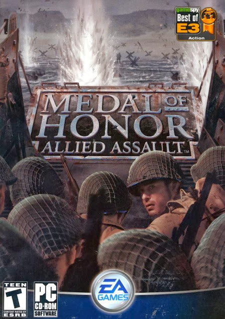 لعبة الاكشن والحرورب Medal Of Honor Allied Assault نسخة كاملة حصريا تحميل مباشر Medal+Of+Honor+Allied+Assault