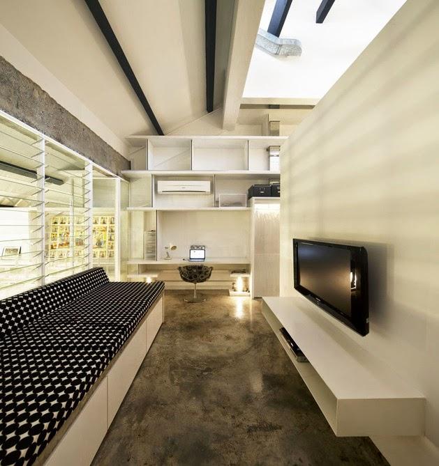 Ide Memaksimalkan Desain Interior Rumah Kecil Ide Memaksimalkan Desain Interior Rumah Kecil
