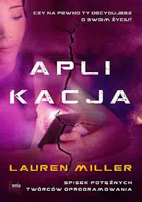 """""""APLIKACJA"""" Lauren Miller"""