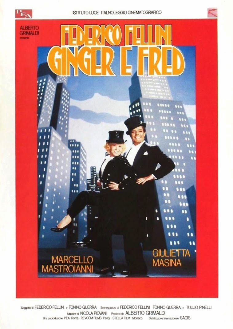 Ginger y Fred (1986) - Federico Fellini Ginger%2By%2BFred