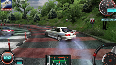 Drift Spirits Game de corrida