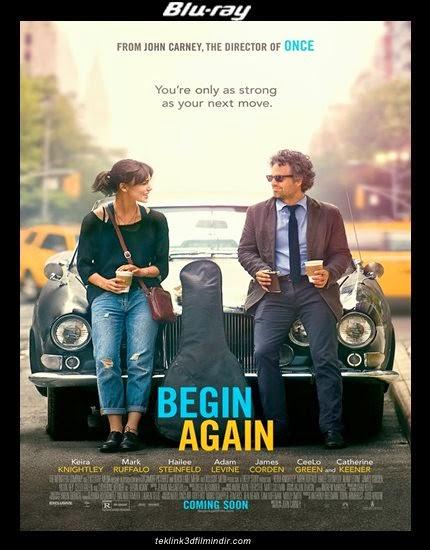 Begin Again (2013) afis